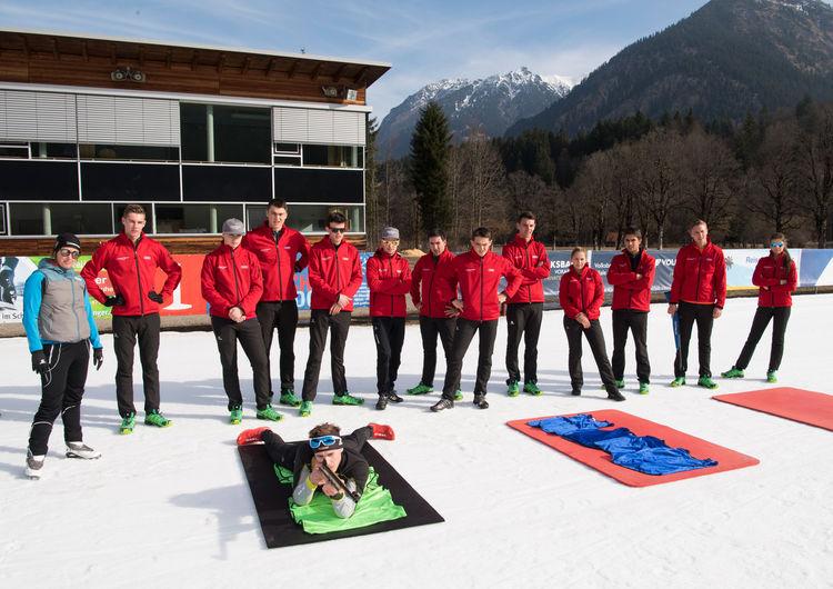 Audi Sport TT Cup Oberstdorf training camp