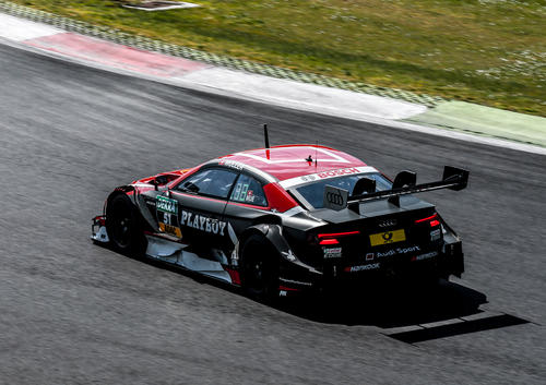 DTM Test Vallelunga