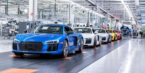 Audi R8-Speed-Dating