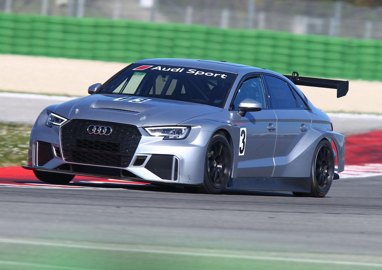 TCR racing series: Large international demand for the Audi ...