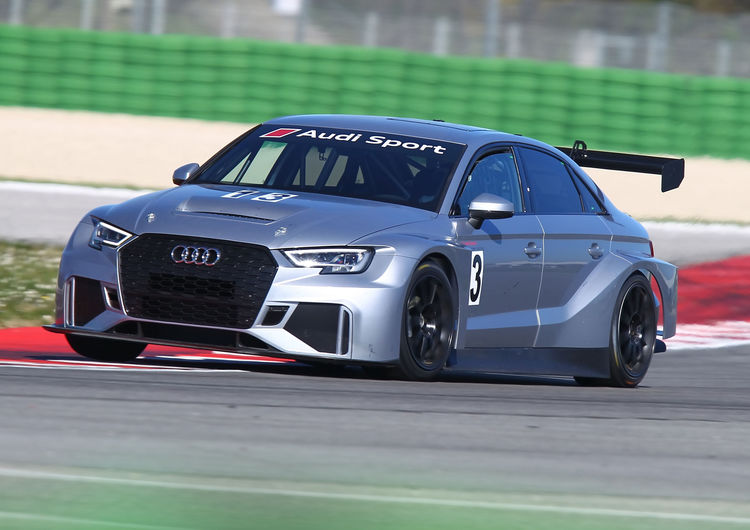 TCR Racing Series Large International Demand For The Audi RS - Audi car series