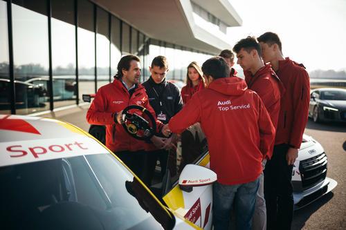 Audi Sport TT Cup Trackday 2017