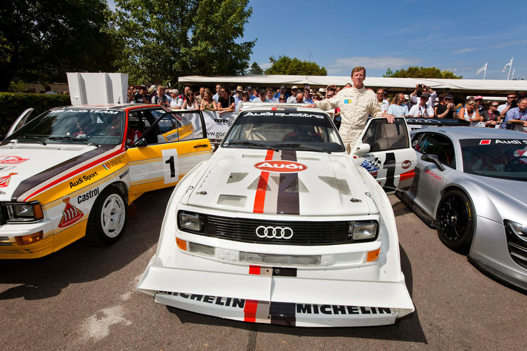 "Annual Program Audi Sport Quattro S1 ""Pikes Peak"""