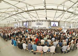 Betriebsrat fordert Elektro-Modell für Ingolstadt