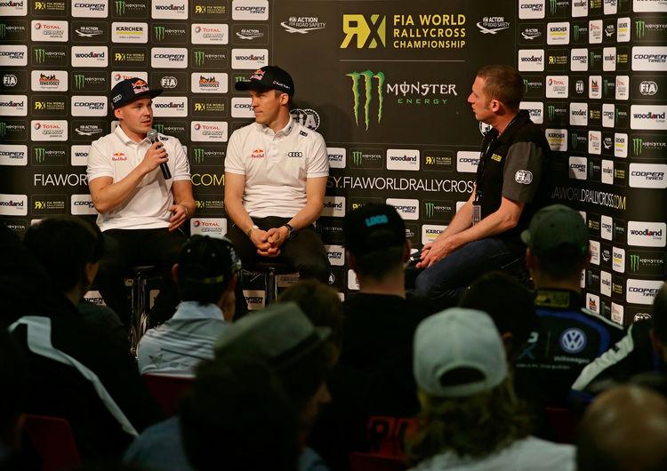World RX Barcelona 2017