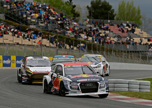 World RX Barcelona 2017