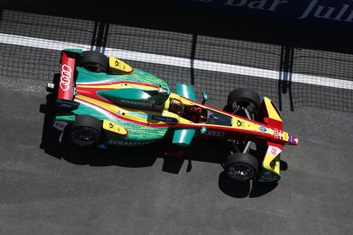 FIA Formula E 2016/2017, Mexico City