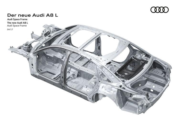 Der neue Audi A8 L