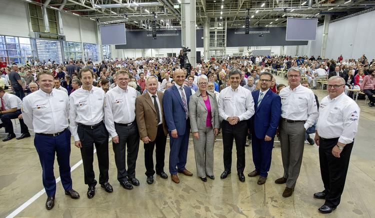 Digitale Produktion und Co: Audi Betriebsrat packt wichtige Zukunftsthemen an
