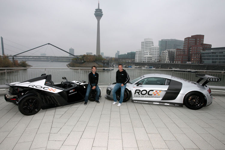 Race of Champions 2011