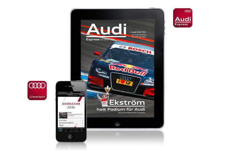 Audi Sport 2011