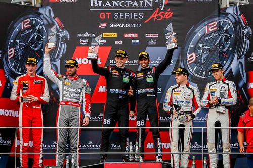 Blancpain GT Series Asia