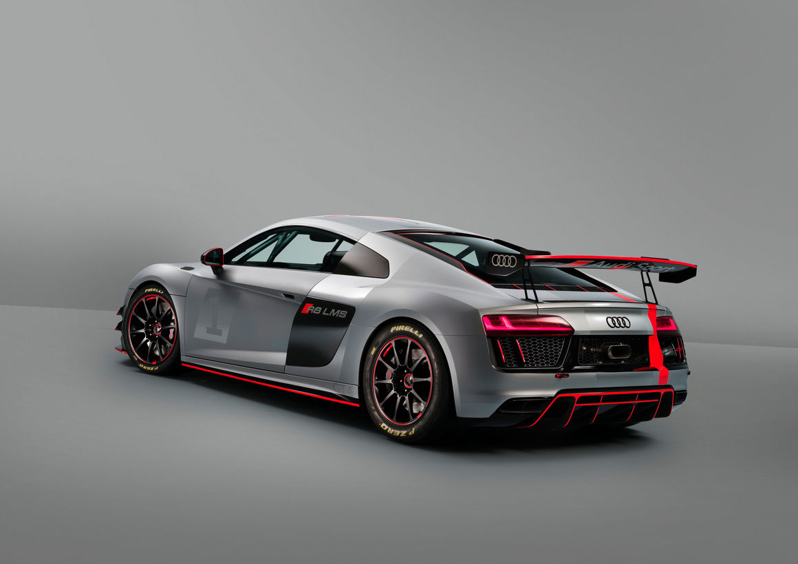audi r8 lms gt4 2017 audi mediacenter. Black Bedroom Furniture Sets. Home Design Ideas