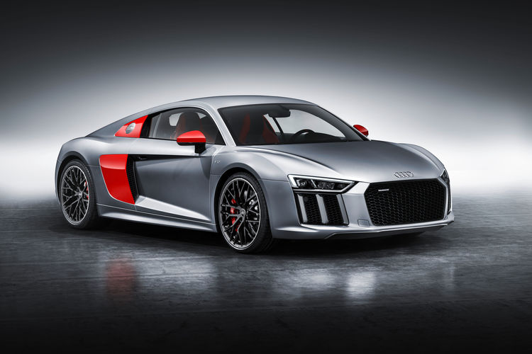 "An exclusive presence: The ""Audi Sport"" Edition of the Audi R8 Coupé ..."