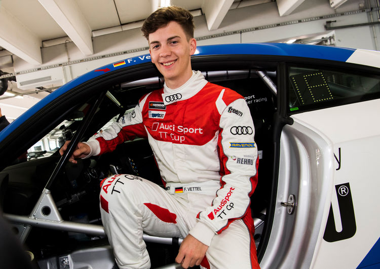 Audi Sport TT Cup 2017 season introductory course