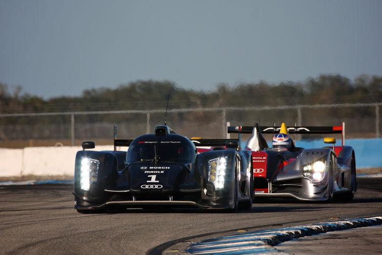 Sebring Test 2011