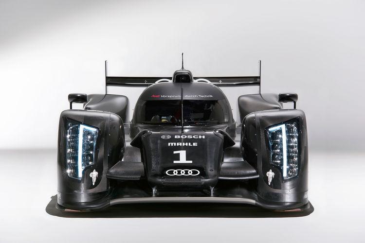 Audi R18 TDI 2011