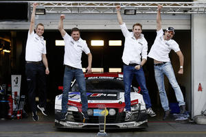 Facts on the victory of Audi in the Nürburgring 24 Hours