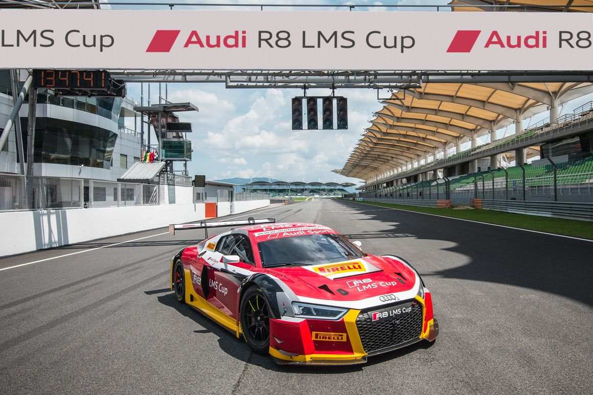 Audi in 2017 GT Racing: Worldwide trust in the Audi R8 LMS