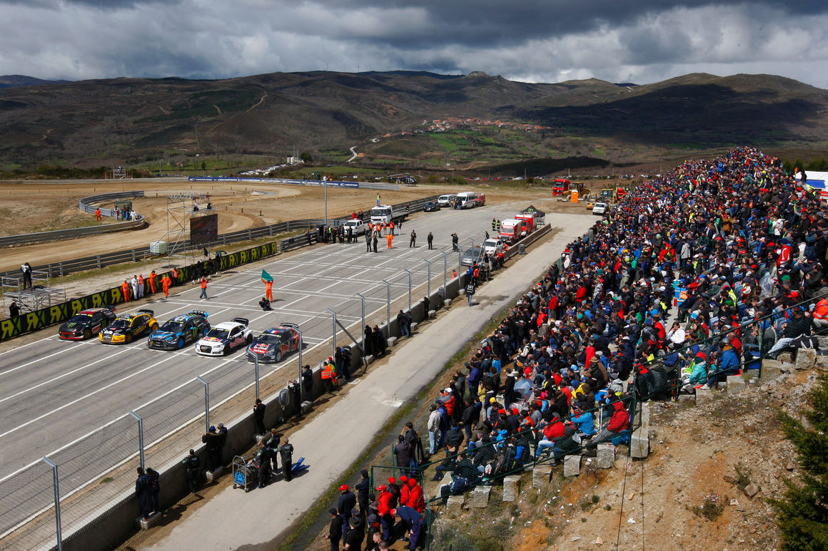 World RX Montalegre 2016