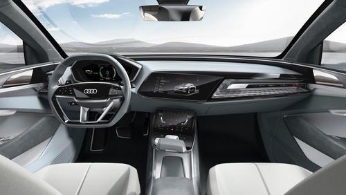 Audi e-tron Sportback concept