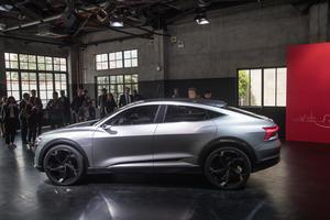 Audi e-tron Sportback concept Weltpremiere Auto Shanghai 2017