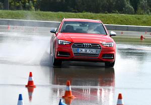 Spezialtraining für Fahranfänger: neue Audi driving experience in Neuburg