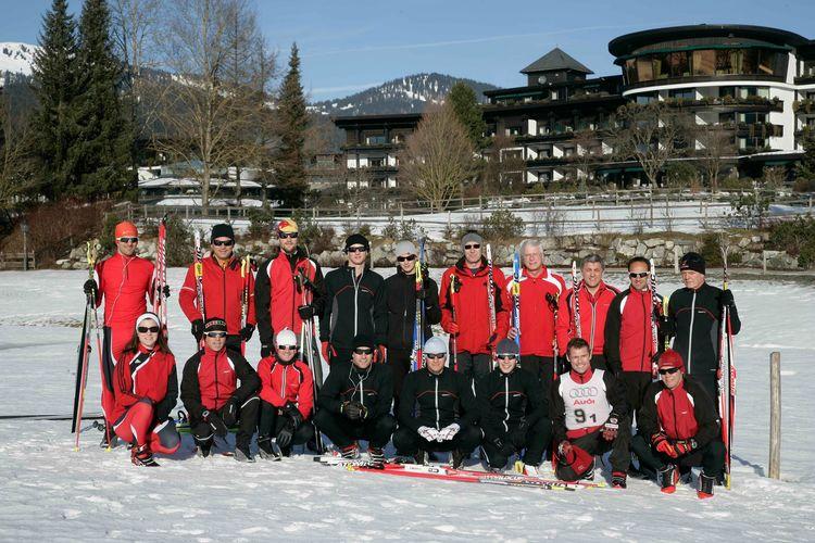 Audi Winter Camp 2009
