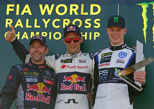FIA-Rallycross-WM 2017, Montalegre