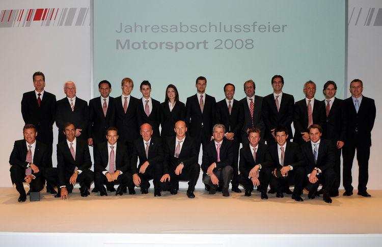 Abschlussfeier 2008