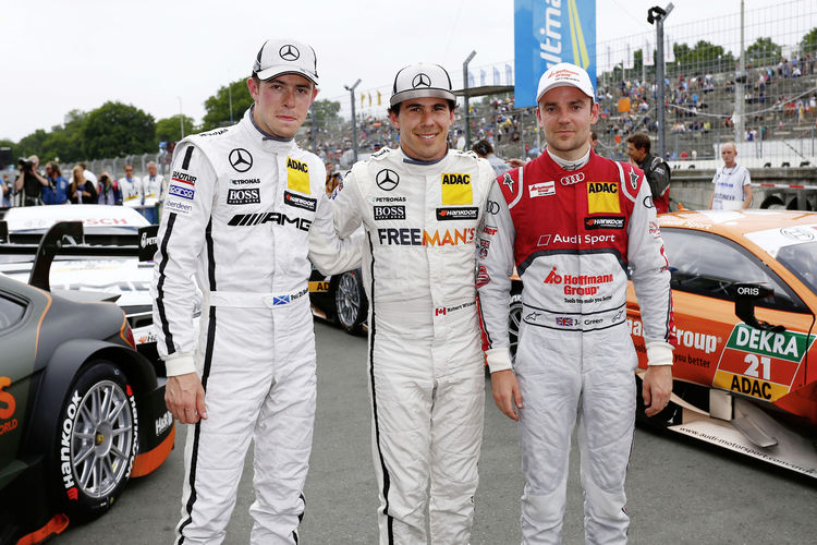 Quotes after qualifying at Norisring
