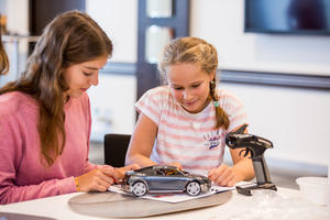 Girl Power bei Audi in Neckarsulm