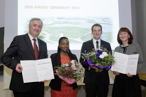 Audi-Umweltstiftung ehrt junge Wissenschaftler mit SRM-Award