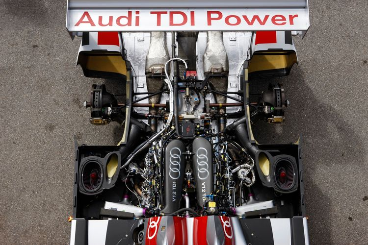 Audi R TDI Uses Biofuel Of The Next Generation For The First Time - Audi r10