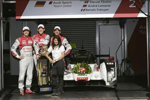 Fakten zum 13. Le-Mans-Sieg von Audi