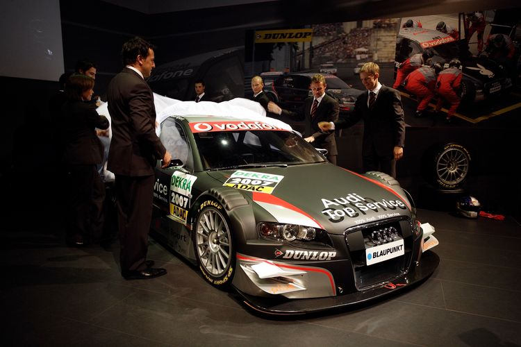 Audi Motorsport 2007 Launch & Lounge