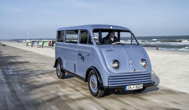 """""""DKW Elektro-Wagen"""" zu Audi heimgekehrt"""