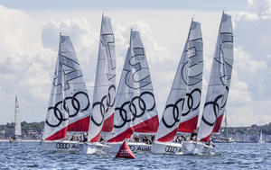 Audi ultra Cup as a highlight at Kieler Woche