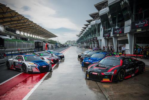 Blancpain GT Series Asia 2017