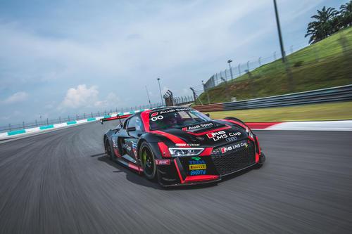 Audi R8 LMS Cup 2017
