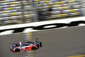 Saisonstart für Audi in Daytona
