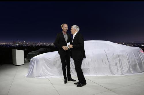 Los Angeles Auto Show 2014