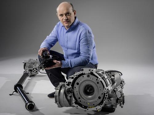 Audi Q7 Leichtbau