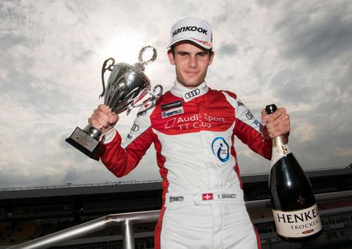 Audi Sport TT Cup Hockenheim 1 2017