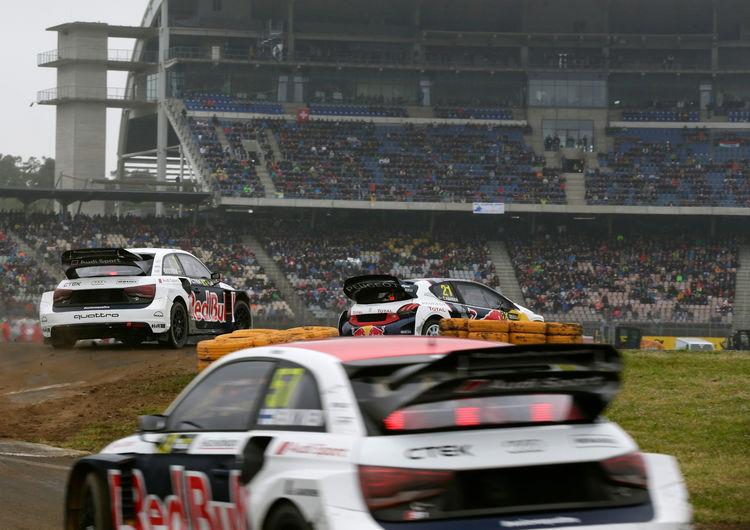 FIA-Rallycross-WM 2017, Hockenheim