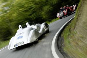 Audi feiert Heimspiel bei Donau Classic