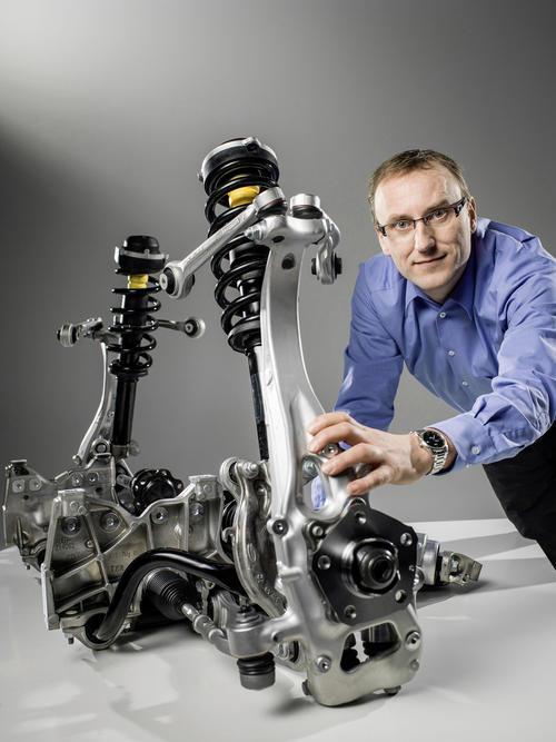 Audi Q7 lightweight