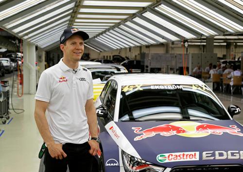FIA-Rallycross-WM 2017, Mettet