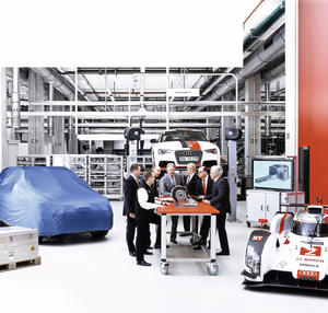 Encounter - The Audi Technology Magazine 1/2015