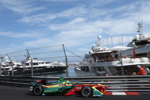 FIA Formel E 2017, Monaco